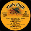 NUFF RESPECT PAPA U-Gee with ZION HIGH PLAYAZ 	NUFF RESPECT
