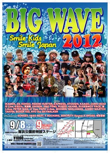 BIG WAVE-poster
